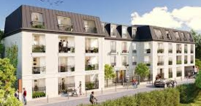 Achat / Vente immobilier neuf Antony proche RER B (92160) - Réf. 3522