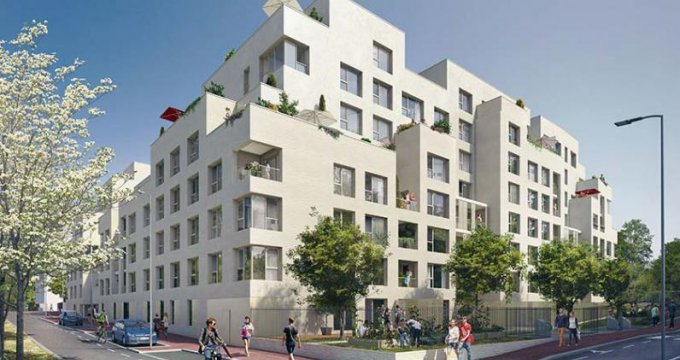 Achat / Vente immobilier neuf Bagneux proche gare RER (92220) - Réf. 1837