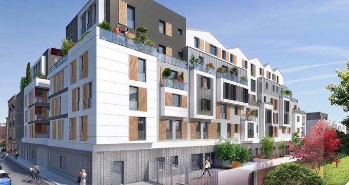 Achat / Vente immobilier neuf Bois-Colombes proche Paris (92270) - Réf. 1813