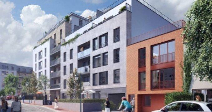 Achat / Vente immobilier neuf Bourg-La-Reine proche de Paris (92340) - Réf. 3362