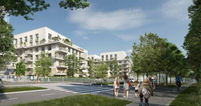 Achat / Vente immobilier neuf Châtenay-Malabry face au Parc de Sceaux (92290) - Réf. 5958