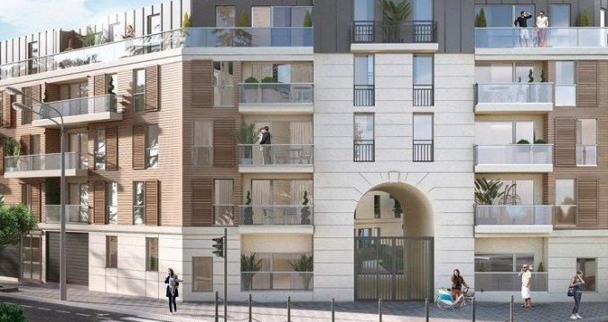 Achat / Vente immobilier neuf Châtenay-Malabry proximité du cœur de ville (92290) - Réf. 1059