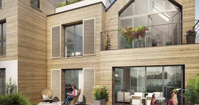 Achat / Vente immobilier neuf Chaville à deux pas de la gare (92370) - Réf. 4947