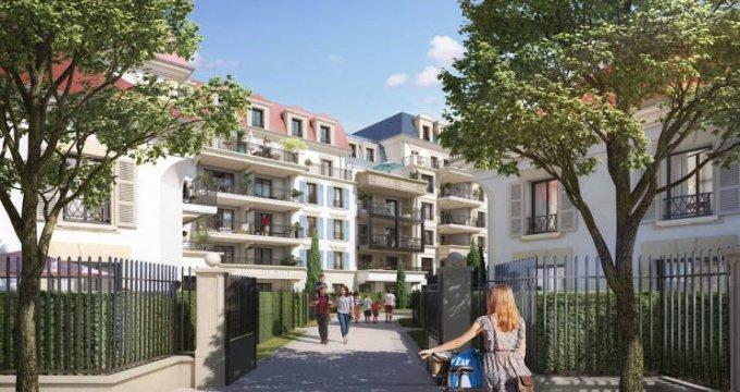 Achat / Vente immobilier neuf Clamart à deux pas du Tramway (92140) - Réf. 4753