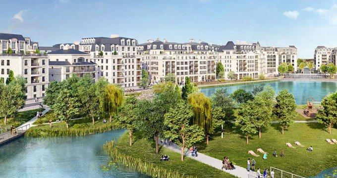 Achat / Vente immobilier neuf Clamart quartier Panorama (92140) - Réf. 2519