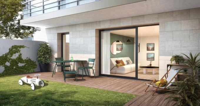 Achat / Vente immobilier neuf Clichy au pied des transports (92110) - Réf. 4710