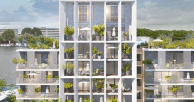 Achat / Vente immobilier neuf Clichy proche écoles (92110) - Réf. 3260