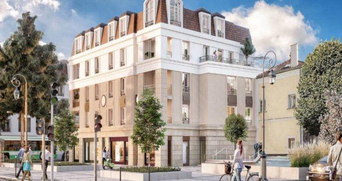 Achat / Vente immobilier neuf Fontenay-aux-roses centre-ville (92260) - Réf. 2920