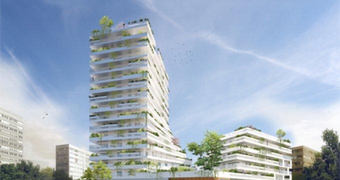 Achat / Vente immobilier neuf Gennevillers proche métro Gabriel Peri (92230) - Réf. 2826