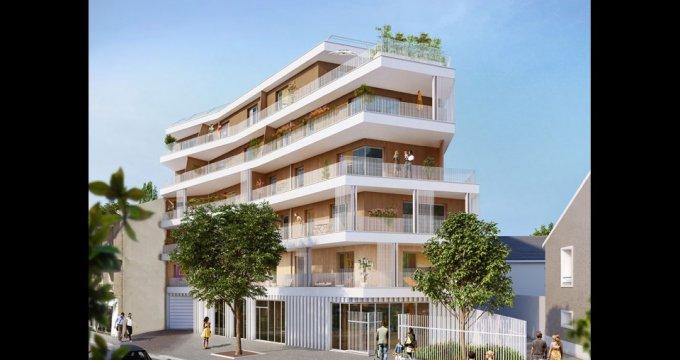 Achat / Vente immobilier neuf Gennevilliers centre (92230) - Réf. 1883