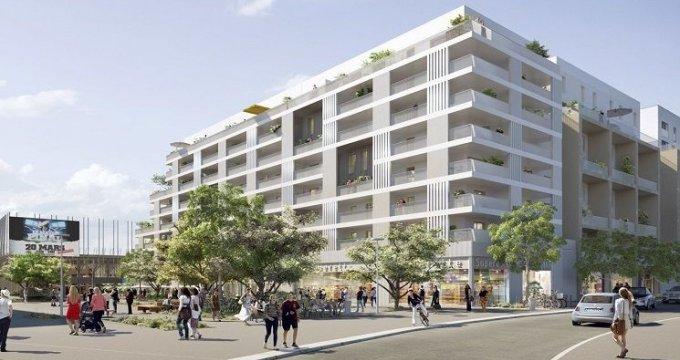 Achat / Vente immobilier neuf Meudon écoquartier MyMeudon (92190) - Réf. 2024