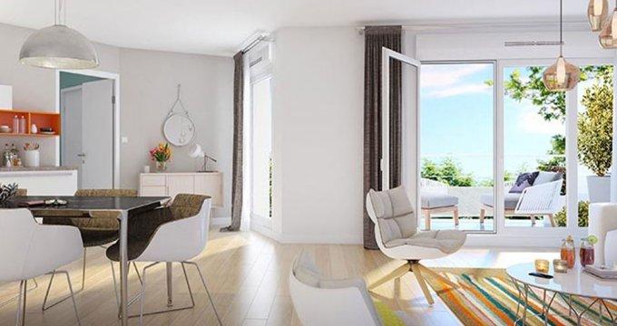 Achat / Vente immobilier neuf Meudon proche Centre-ville (92190) - Réf. 1186