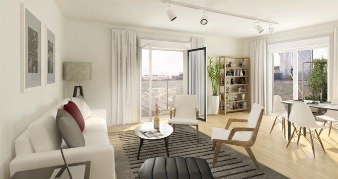 Achat / Vente immobilier neuf Nanterre quartier d'affaire La Défense (92000) - Réf. 2045