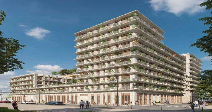 Achat / Vente immobilier neuf Paris 13 quartier Masséna Chevaleret (75013) - Réf. 5799