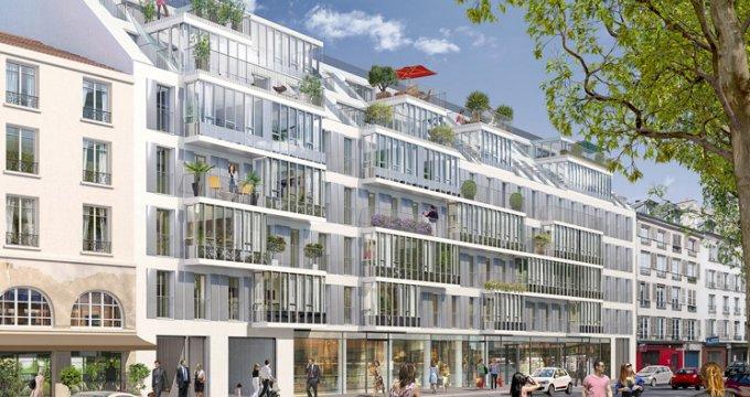 Achat / Vente immobilier neuf Paris 5 Rive Gauche (75005) - Réf. 721