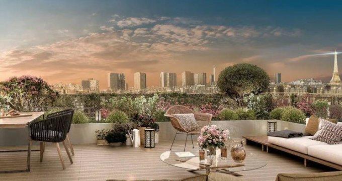Achat / Vente immobilier neuf Paris au coeur du 15eme arrondissement (75015) - Réf. 4620
