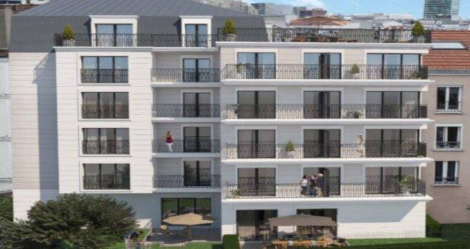 Achat / Vente immobilier neuf Puteaux proche Hôtel-de-Ville (92800) - Réf. 3793