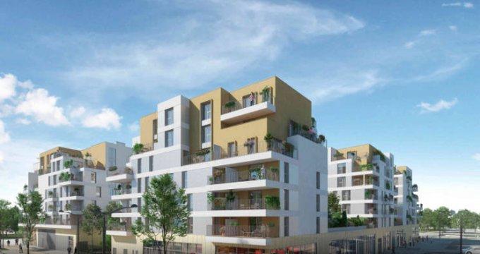 Achat / Vente immobilier neuf Rueil-Malmaison à 350 mètres de la future ligne 15 (92500) - Réf. 3391