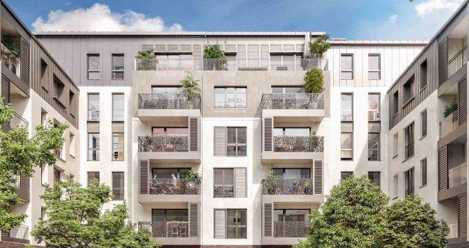 Achat / Vente immobilier neuf Rueil-Malmaison proche du centre-ville (92500) - Réf. 2606