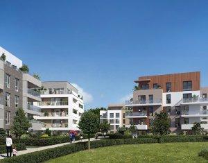 Achat / Vente immobilier neuf Antony proche Parc de Sceaux (92160) - Réf. 1992