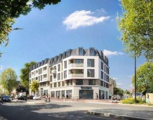 Achat / Vente immobilier neuf Antony proche RER B Fontaine Michalon (92160) - Réf. 5081