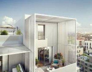 Achat / Vente immobilier neuf Asnière-sur-Seine proche bord de Seine (92600) - Réf. 3170