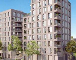 Achat / Vente immobilier neuf Asnières-sur-Seine à deux pas du métro 13 (92600) - Réf. 5769