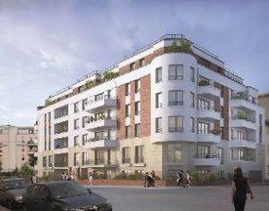 Achat / Vente immobilier neuf Bois-Colombes à 300 mètres de la gare (92270) - Réf. 392