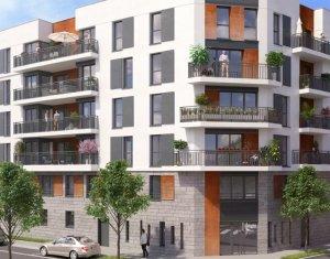 Achat / Vente immobilier neuf Bois-Colombes quartier Pompidou Le Mignon (92270) - Réf. 2632