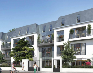 Achat / Vente immobilier neuf Bourg-la-Reine à 500 m du coeur de ville (92340) - Réf. 5630