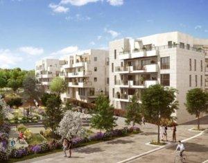 Achat / Vente immobilier neuf Châtenay-Malabry écoquartier Lavallée (92290) - Réf. 3837