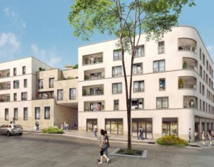 Achat / Vente immobilier neuf Châtenay-Malabry face à la coulée verte (92290) - Réf. 3098