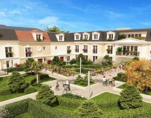 Achat / Vente immobilier neuf Châtenay-Malabry proche centre-ville et écoles (92290) - Réf. 3925