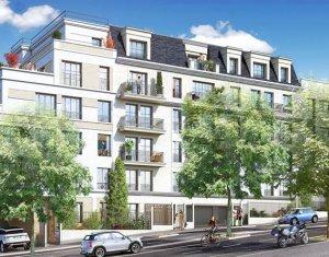 Achat / Vente immobilier neuf Châtillon proche Paris (92320) - Réf. 1782