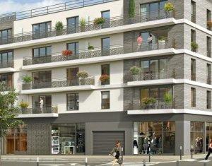 Achat / Vente immobilier neuf Chaville à 100 mètres de la gare Chaville-Vélizy (92370) - Réf. 2013