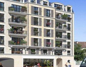Achat / Vente immobilier neuf Clamart à 200m du Tramway T6 (92140) - Réf. 5003