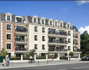 Achat / Vente immobilier neuf Clamart au cœur du Petit Clamart (92140) - Réf. 4329