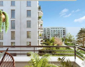 Achat / Vente immobilier neuf Clamart proche ligne tramway T6 (92140) - Réf. 4347