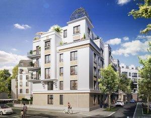 Achat / Vente immobilier neuf Clamart quartier Grand Canal (92140) - Réf. 3753