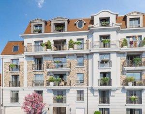 Achat / Vente immobilier neuf Clamart quartier résidentiel (92140) - Réf. 4309