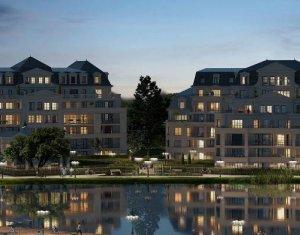 Achat / Vente immobilier neuf Clamart secteur Panorama (92140) - Réf. 4812