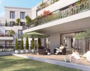 Achat / Vente immobilier neuf Colombes proche gare transilien J (92700) - Réf. 3794