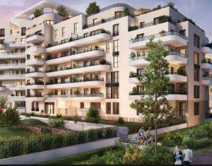 Achat / Vente immobilier neuf Colombes proche ligne Transilien J (92700) - Réf. 3553
