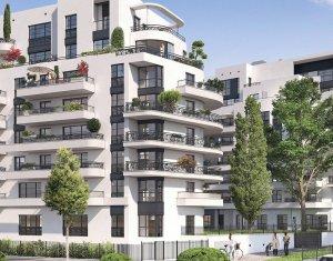Achat / Vente immobilier neuf Colombes quartier de l'Arc Sportif (92700) - Réf. 6154
