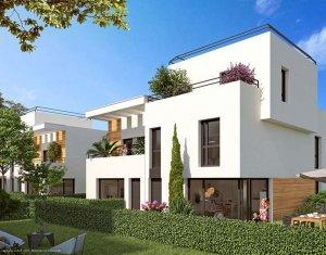 Achat / Vente immobilier neuf Colombes quartier des Vallées (92700) - Réf. 2904