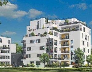 Achat / Vente immobilier neuf Courbevoie proche île de la Jatte (92400) - Réf. 951