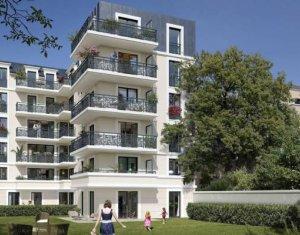 Achat / Vente immobilier neuf Fontenay-aux-Roses en coeur de ville (92260) - Réf. 4395