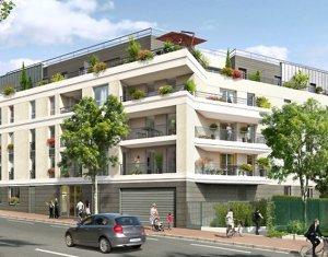 Achat / Vente immobilier neuf Fontenay-aux-Roses proche Gare de Robinson RER B (92260) - Réf. 1815