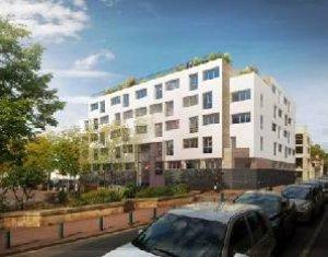 Achat / Vente immobilier neuf Gennevilliers métro 13 arrêt Gabriel Peri (92230) - Réf. 1038