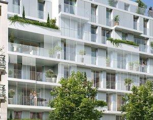 Achat / Vente immobilier neuf Issy-les-Moulineaux hauteurs (92130) - Réf. 830